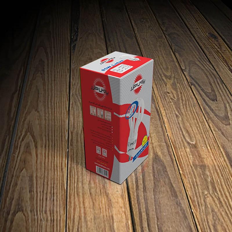 چاپ افست| طراحی جعبه لامپ